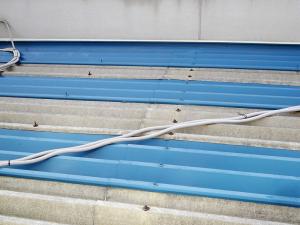 雨漏り修繕工事施工前