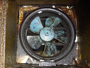 換気扇取り替え工事